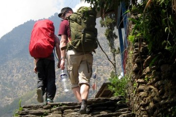 Champadevi Hiking Tour