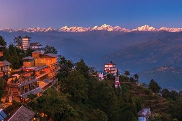 Chisapani - Nagarkot - Dhulikhel Trek