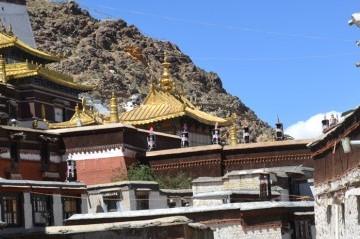 Ganden to Samye Monastery Trek