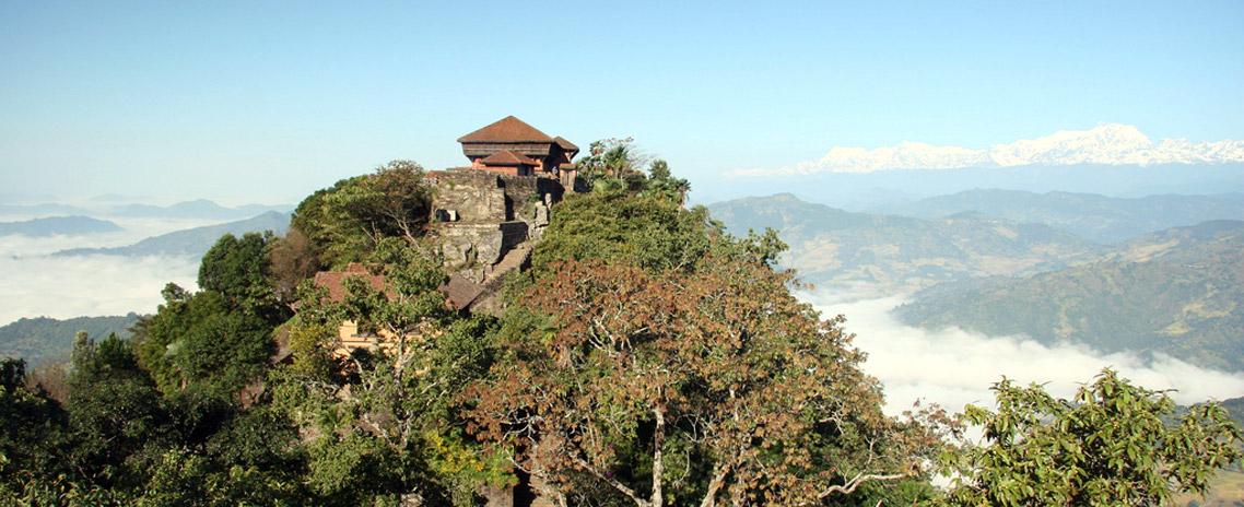 Historic Gorkha Palace