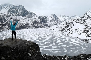 Gosainkunda Frozen Lake Trek
