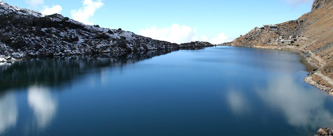 Holy Gosainkunda Lake