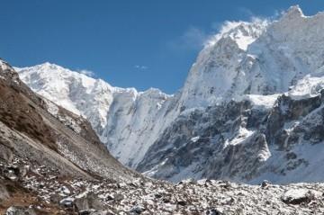 Kanchenjunga North and South Base Camp Trek