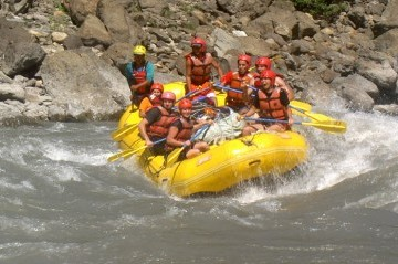Karnali River Rafting - Option 1