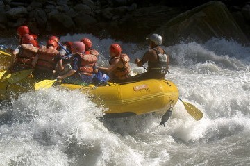 Karnali River Rafting - Option 2