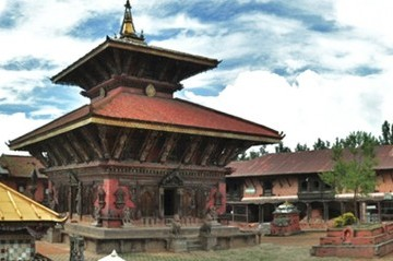 Kathmandu Heritage Tour with Mountain Flight