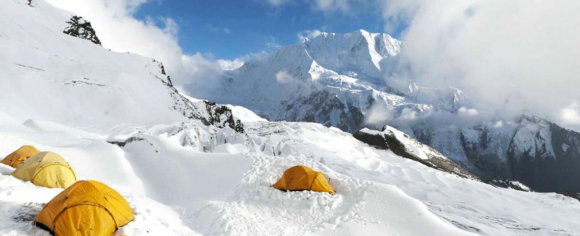 Kongde Ri (Kwangde Peak ) Climbing