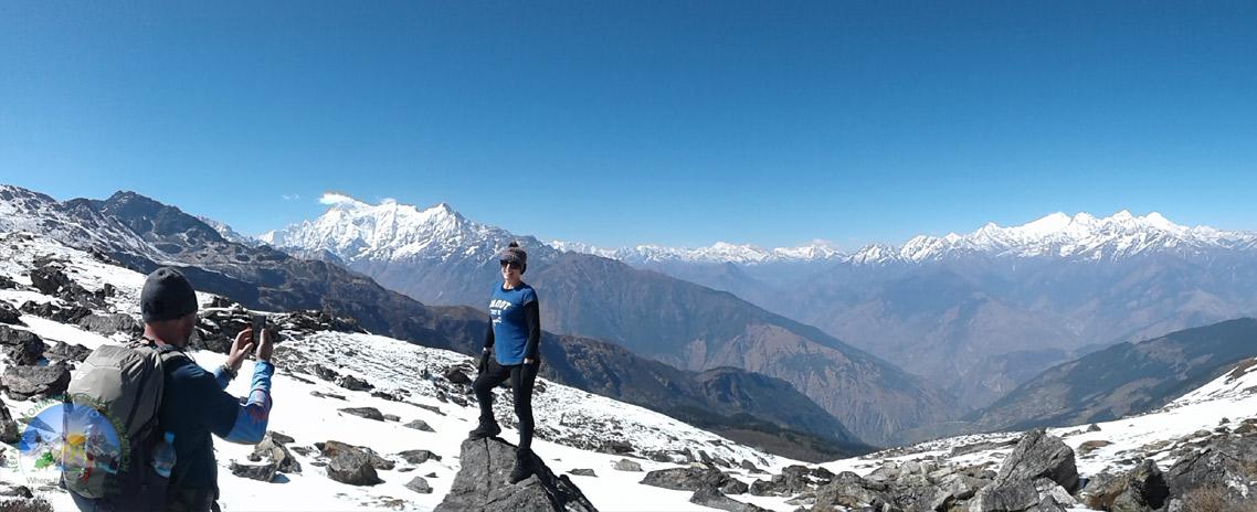 Langtang - Gosainkunda - Helambu Trek