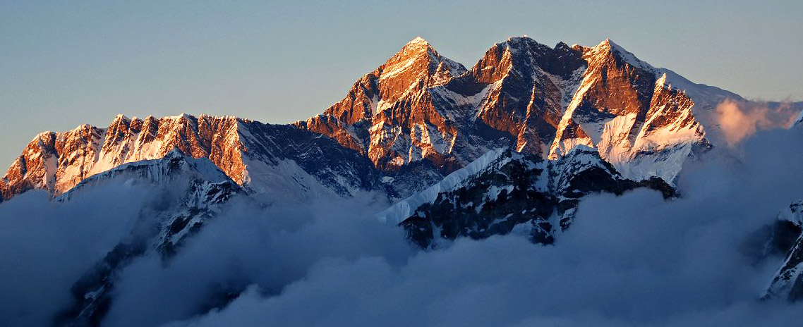 Mount Lhotse (8516m.) - The South Peak