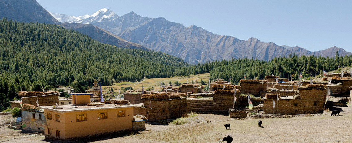 Upper Dolpo Valley