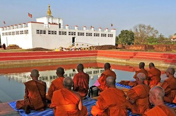 Lumbini Buddhist Circuit and Village Tour