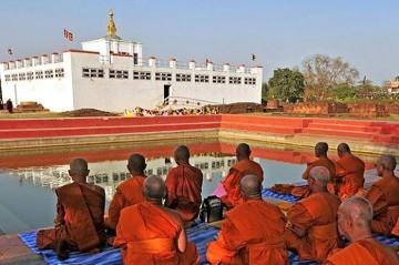 Lumbini Buddhist Circuit and Village Tour