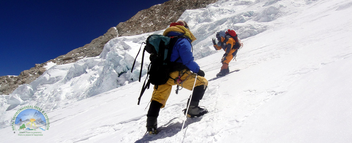 Makalu Expedition (8463m.), World's fifth highest Mountain