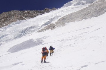 Makalu Trek with Sherpani col