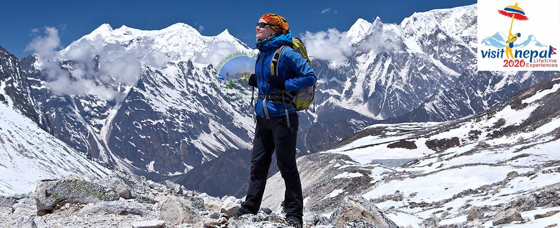 Manaslu Trek (mesmerizing mountain view in Manaslu region)