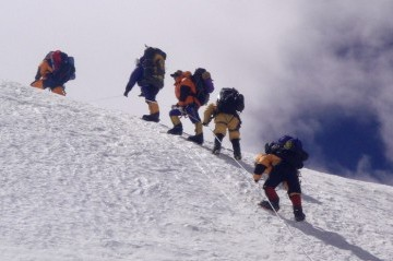 Mera and Baruntse Peak Climbing