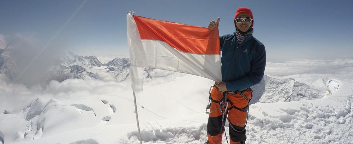 Mera Peak - Summit