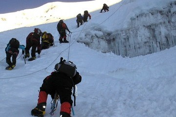 Everest Expedition - 8848m.