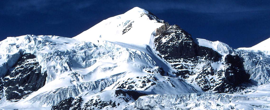 Mt. Cholatse Peak Climbing