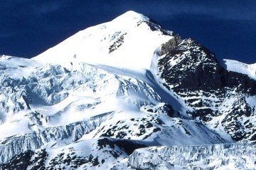 Mt. Cholatse Peak Climbing