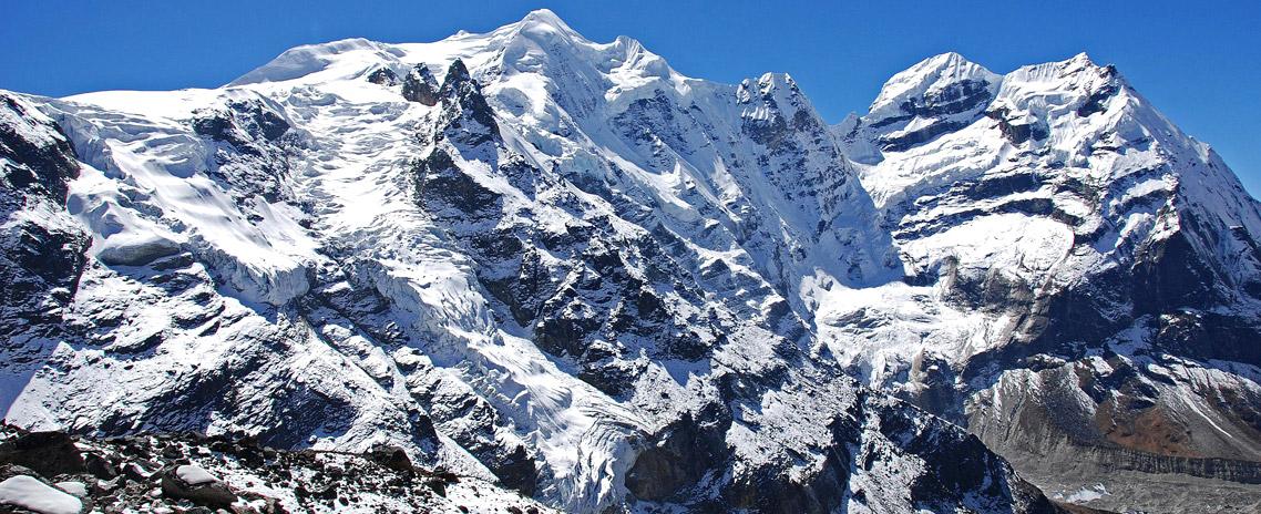 Mount Kusum Kanguru Peak