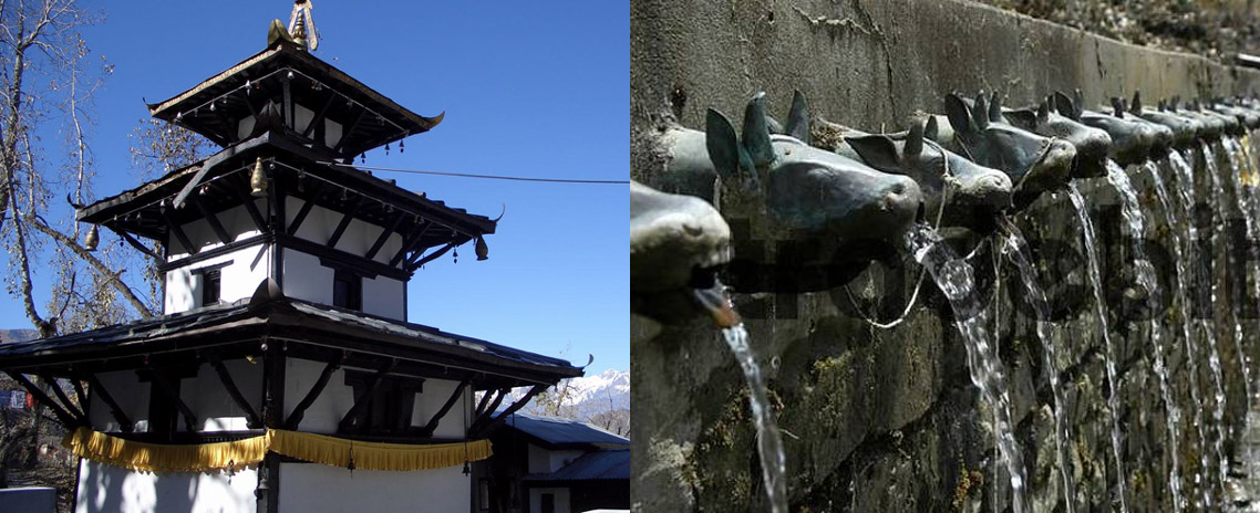Holy, Muktinath Temple