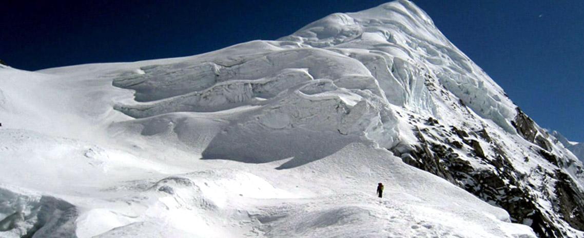 Naya Kanga Peak (5844m)