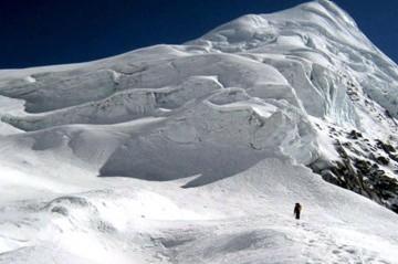 Naya Kanga (Ganja La) Peak climbing