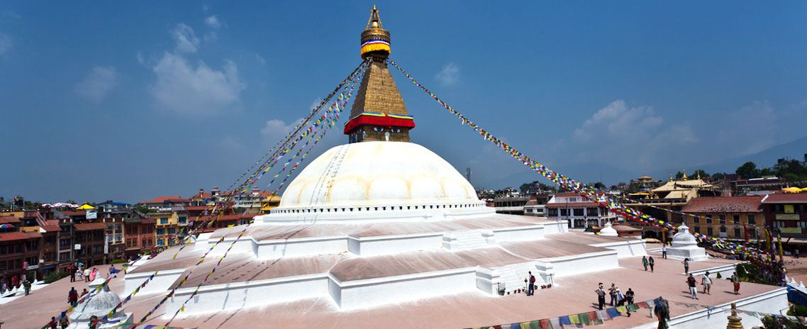 Bouddhanath Stupa (World Heritage)
