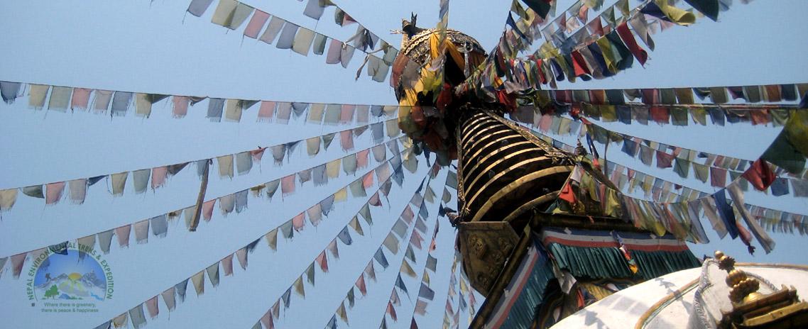 Swoyambhunath Stupa (The Monkey Temple, KTM)