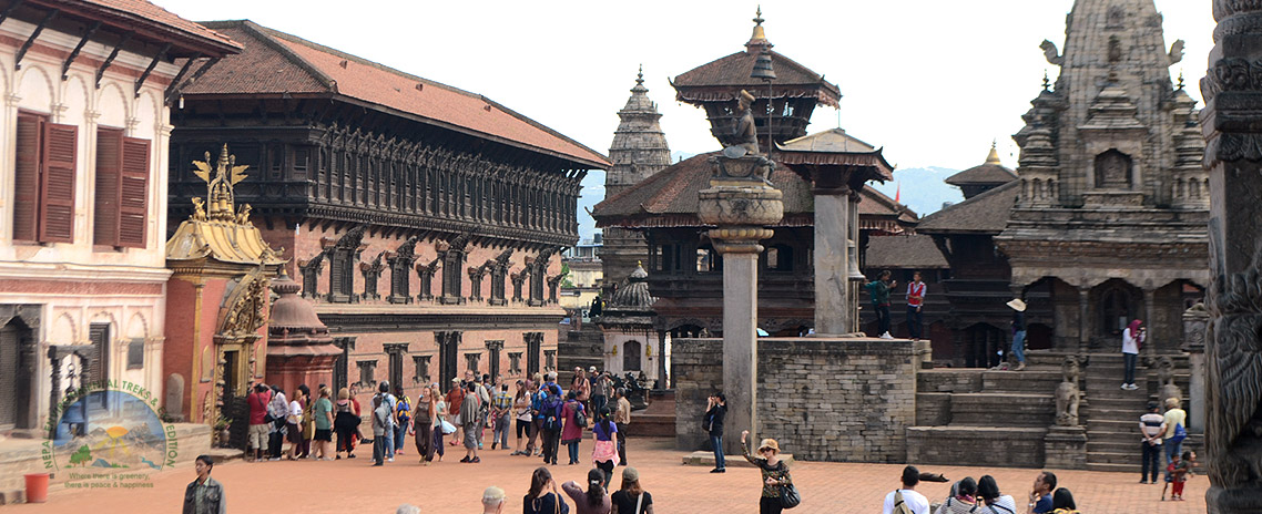 Bhaktapur Durbar Square - An Ancient City