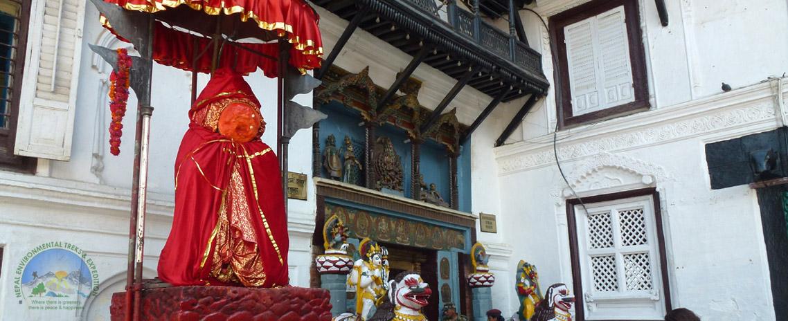 Kathmandu Durbar Square (World Heritage Site)