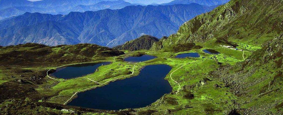 Panch Pokhari (Holy 5 Lakes)