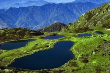 Panch Pokhari Trek   Jugal Himal Trek