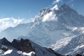 Ramdung Go peak climbing