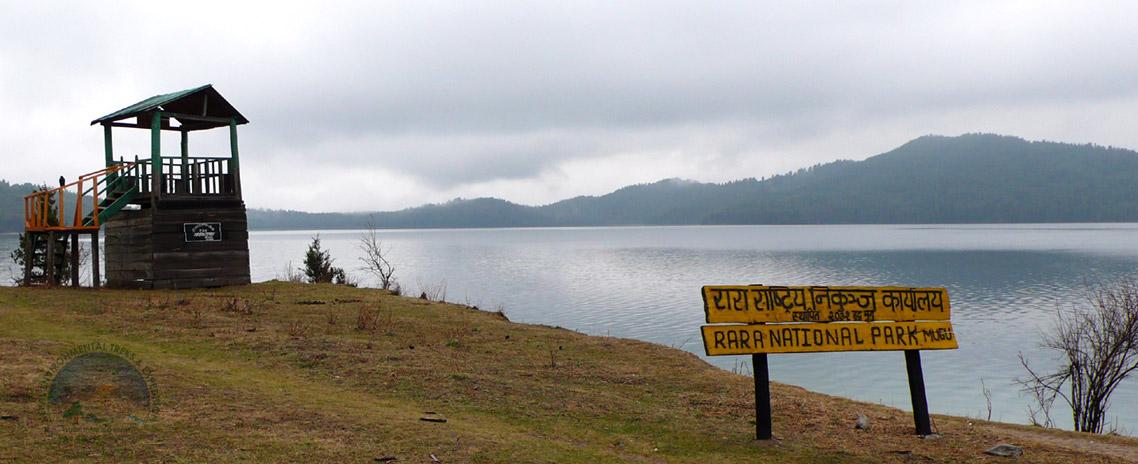 Rara Lake 'queen of lakes'