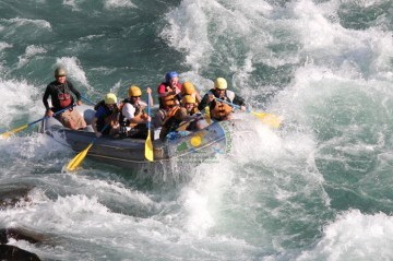 Sunkoshi River Rafting - Option 2