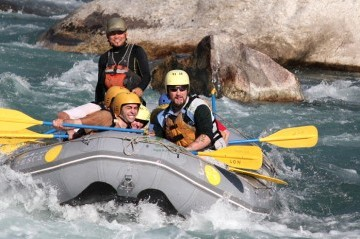 Sunkoshi River Rafting - Option 3