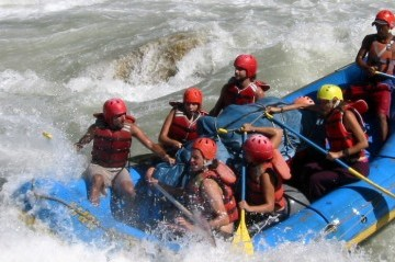 Sunkoshi River Rafting - Option 1
