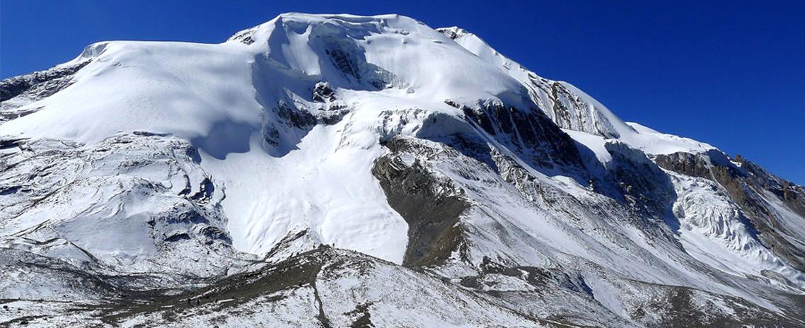 Thorong Peak (6100m)
