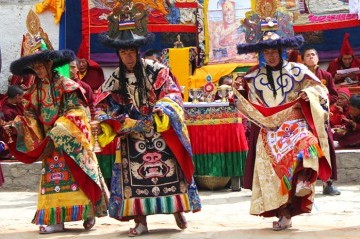 Tiji Festival Trek in Upper Mustang