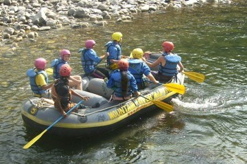 Trishuli River - Option 2 (Rafting from Charaudi to Kuringhat)