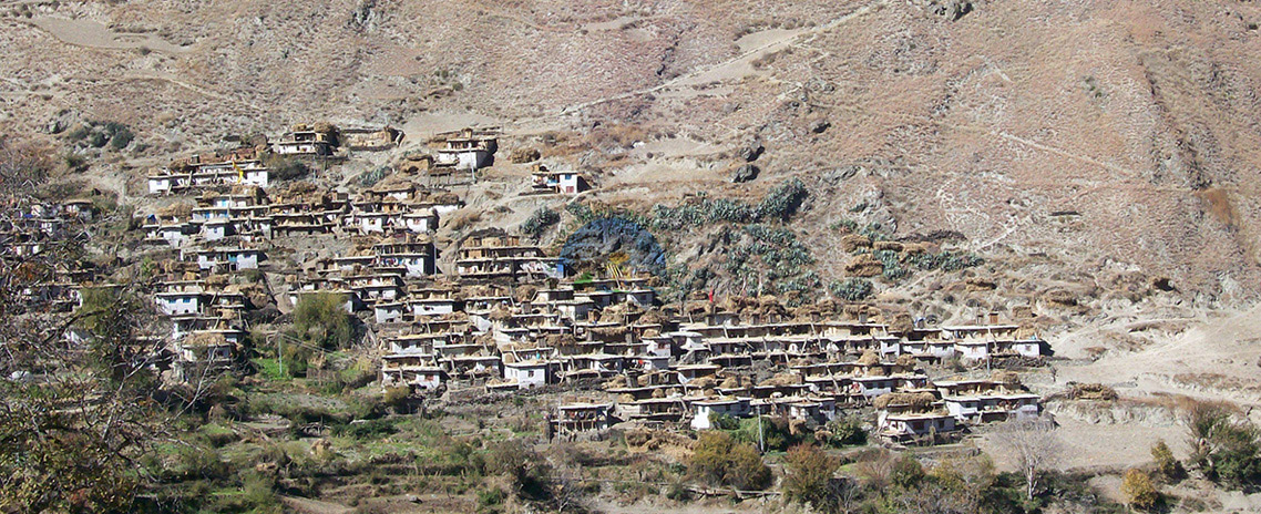 Upper Dolpo : Remote Valley in Nepal