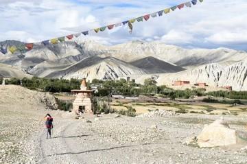 Upper Mustang – Lo Manthang Circuit trek